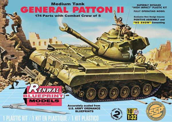 Monogram M47 Patton