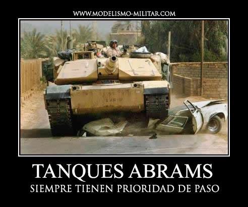 tanque abrams