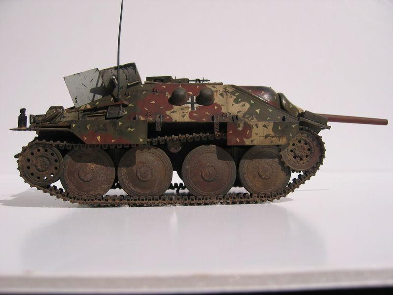 Jagdpanzer Hetzel de Eduard