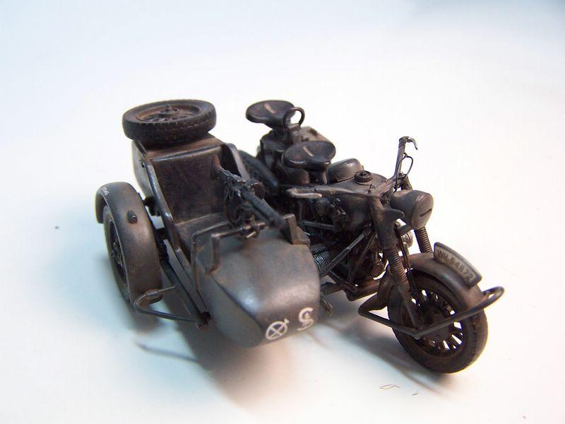 BMW R75 en miniatura