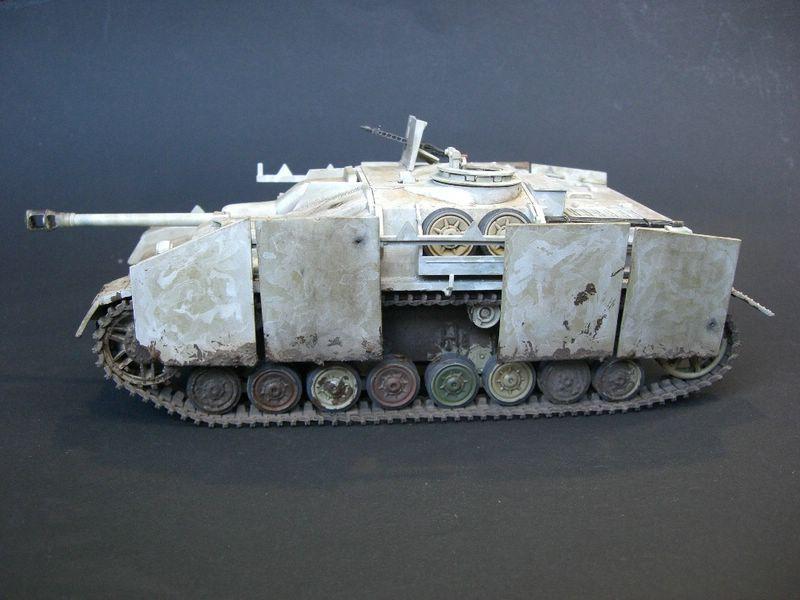 Maqueta Sturmgeschutz 02