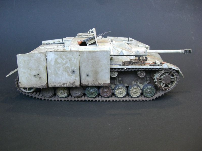 Maqueta Sturmgeschutz 03