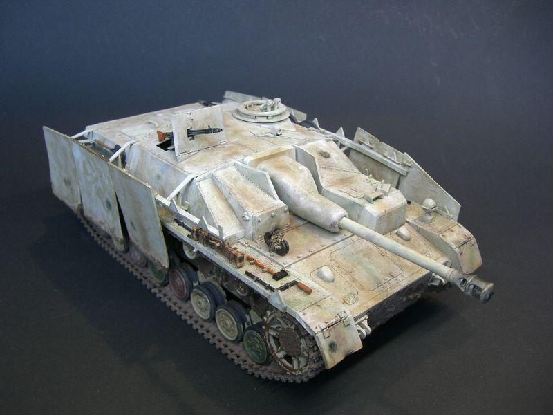Maqueta Sturmgeschutz 05