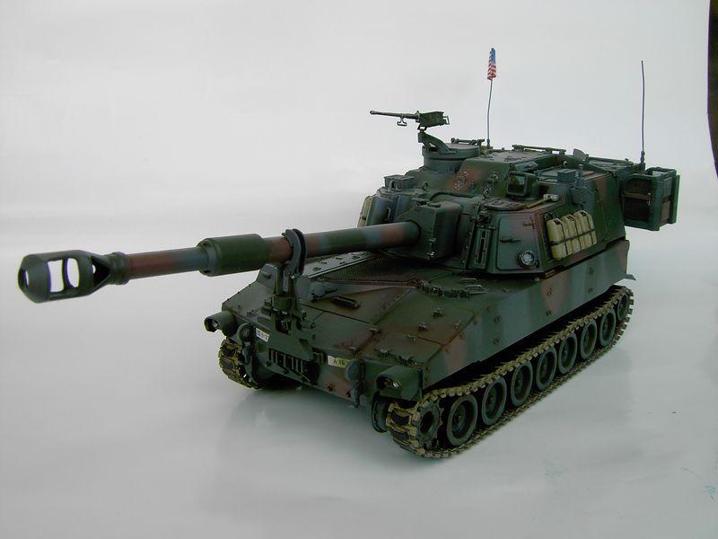Maqueta Howitzer Italeri 1