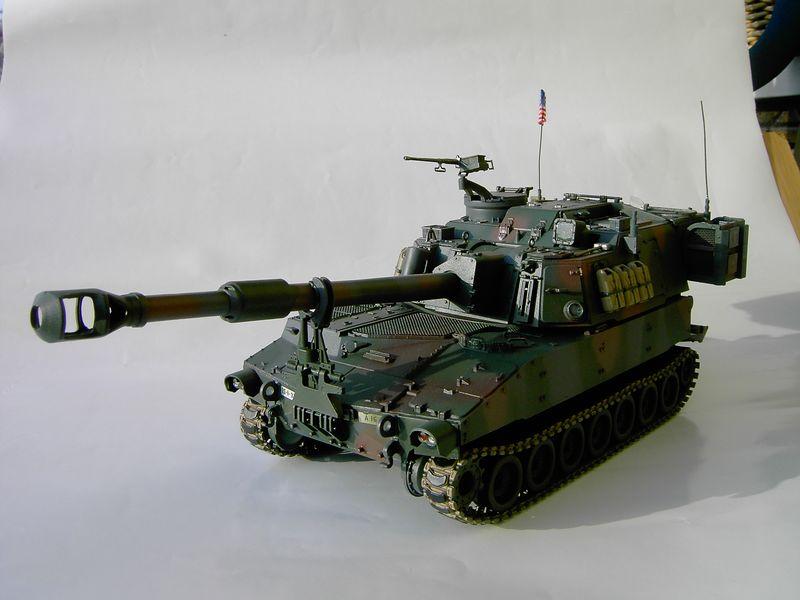 Maqueta Howitzer Italeri 2