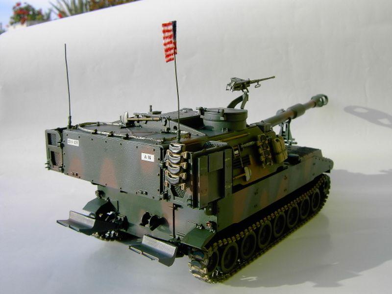 Maqueta Howitzer Italeri 5