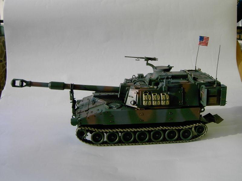 Maqueta Howitzer Italeri 6