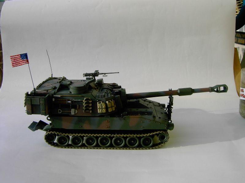 Maqueta Howitzer Italeri 7