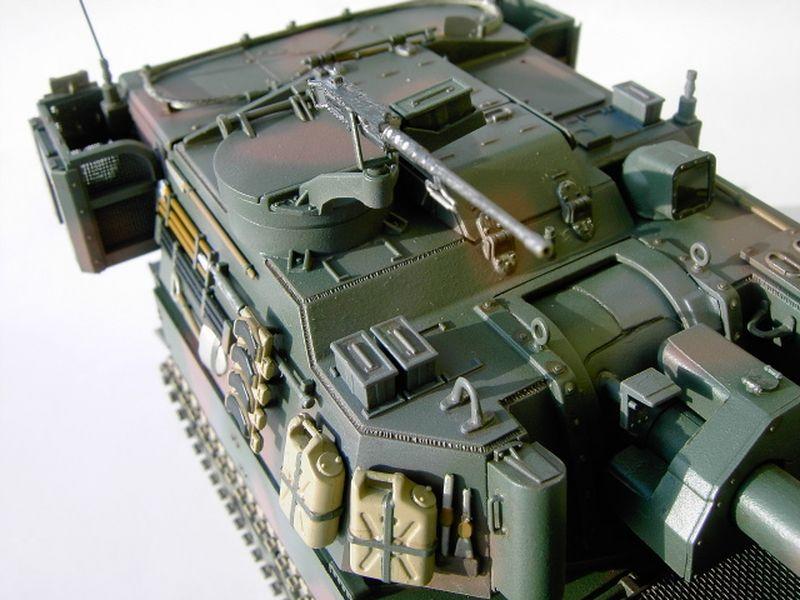 Maqueta Howitzer Italeri 8