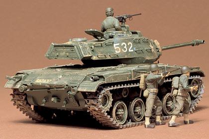 Maqueta de tanque de Tamiya